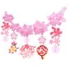 桜満開ネットガーランド