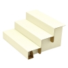 組立式3段飾り棚 ホワイト