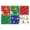 ロール包装紙 クリスマス6柄セット